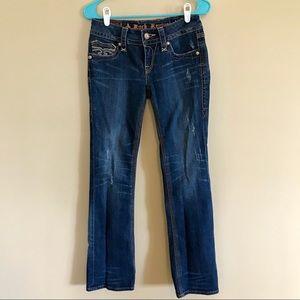 Rock Revival Leona Bootcut Jeans